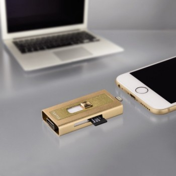 Lighting + USB kártyaolvasó