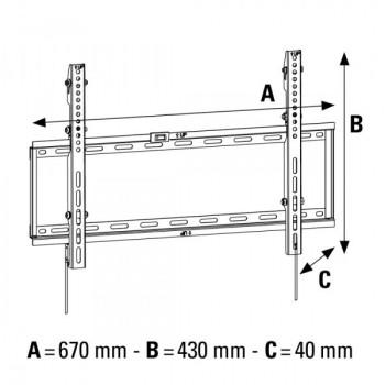 Falitartó LCD