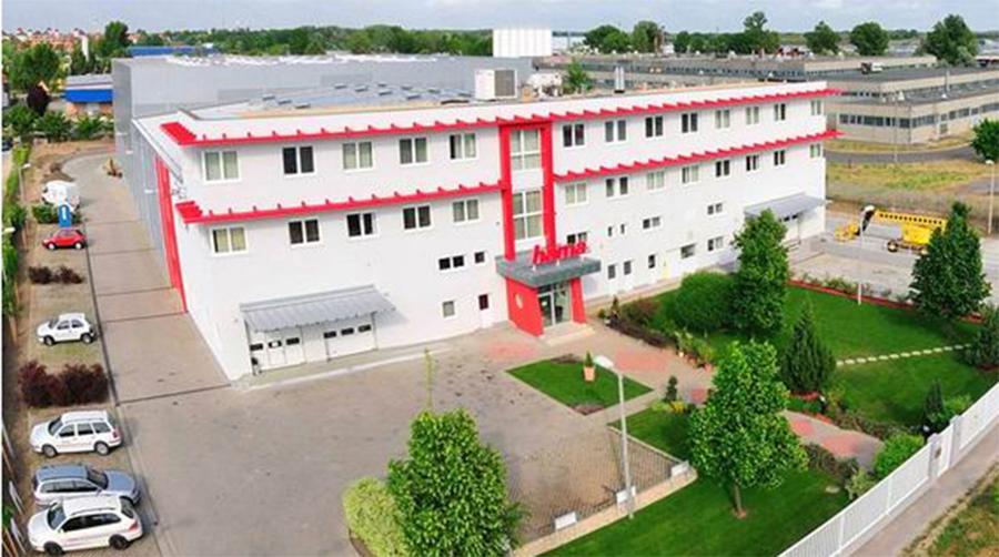 A Hama magyarországi központja