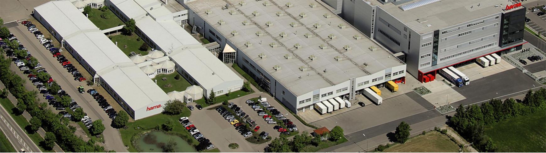 A Hama németországi központja